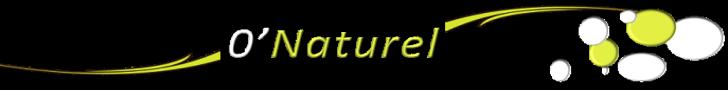 Bannière O'naturel
